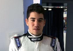 Gandulia hará su debut en la Fórmula Renault 2.0