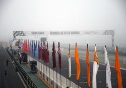 La niebla protagonista enTermas