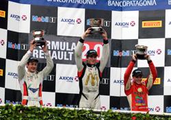 Moggia ganó y el Litoral Group está de fiesta