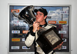 Martín Moggia, nuevo monarca de la Fórmula Renault 2.0