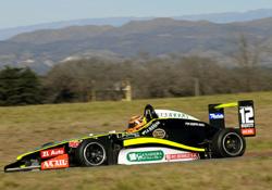 El JLS Motorsports probó con Cazal en Córdoba