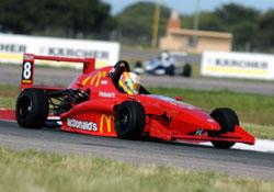 Moggia, el hombre de la pole position