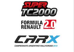 El Súper TC2000 y el CARX, juntos en San Luis