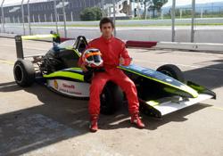 Guillermo Morat debuta en el JLS Motorsport