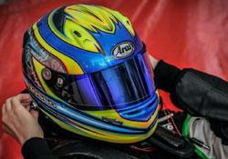 Santiago Rosso debuta en el JLS Motorsport