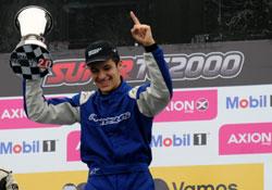 Bundziak ganó en el Gálvez y da pelea en el campeonato
