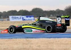 Nicolás Cazal confirmado en el JLS Motorsport