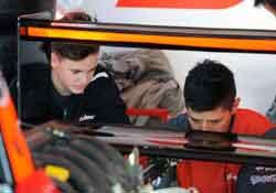 Matías Fernández se suma al JLS Motorsport