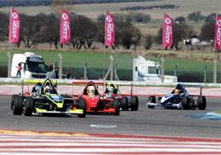 La Fórmula Renault 2.0 a más de 200 km/h