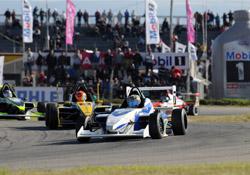 La Fórmula Renault 2.0 hace escala en Río Cuarto