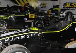 Ensayo del JLS Motorsport