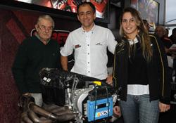Renault Argentina presentó el nuevo motor