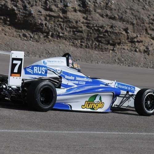 Bundziak busca el título de la Fórmula Renault 2.0
