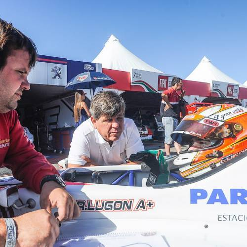 RODRIGO LUGÓN – MR RACING